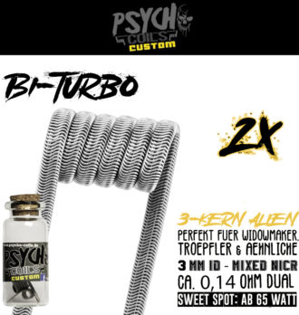 Psycho Bi-Turbo Alien (auch für Widowmaker)