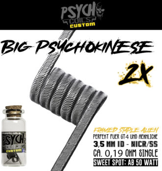 Big Psychokinese  (Bester Geschmack für GT4)