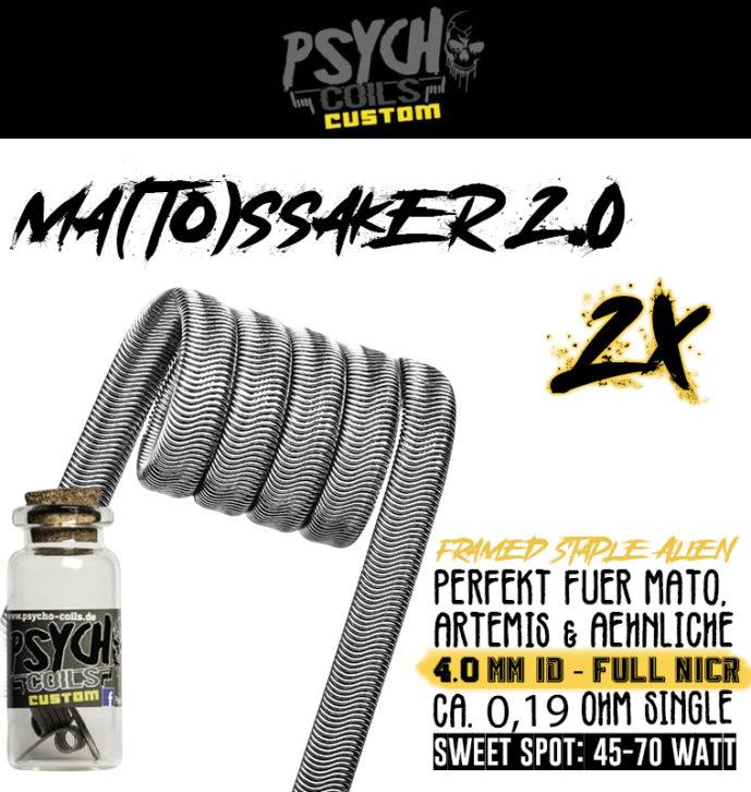 MATOSSAKER 2.0 Full NiCr