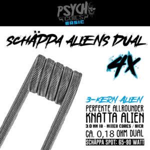 3-Kern Schäppa Aliens
